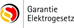 Garantie Elektrogesetz Logo