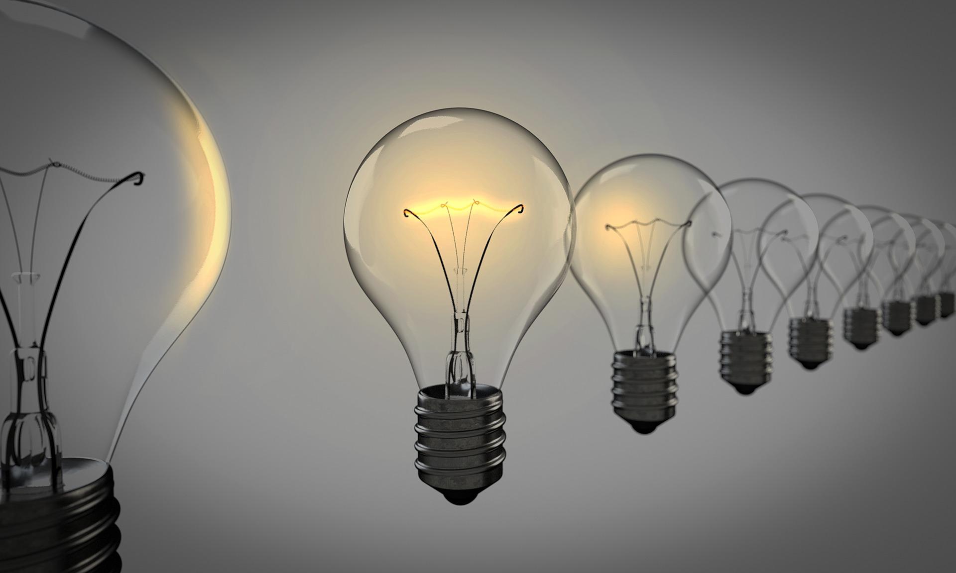 Glühbirnen , Elektro